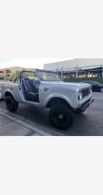 1963 International Harvester Scout for sale 101228107