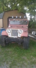 1963 Jeep CJ-5 for sale 100974751