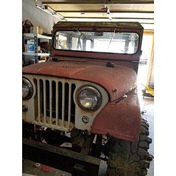 1963 Jeep CJ-5 for sale 101583885