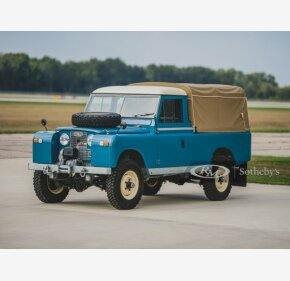 1963 Land Rover Series II for sale 101319625