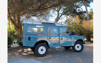 1963 Land Rover Series II for sale 101405579