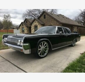 1963 Lincoln Continental for sale 100878159