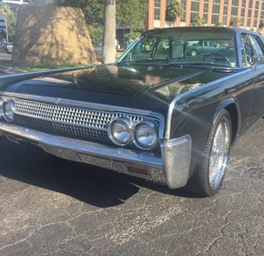 1963 Lincoln Continental for sale 101155890
