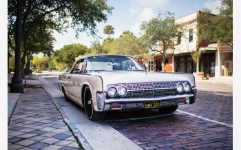 1963 Lincoln Continental Executive for sale 101189206