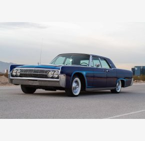 1963 Lincoln Continental for sale 101200560