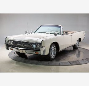 1963 Lincoln Continental for sale 101214195