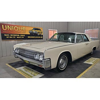 1963 Lincoln Continental for sale 101232843