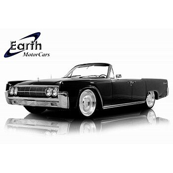 1963 Lincoln Continental for sale 101247966