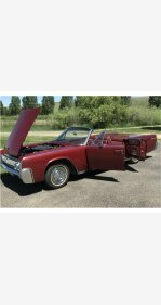 1963 Lincoln Continental for sale 101298281