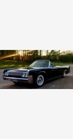 1963 Lincoln Continental for sale 101329961