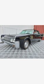1963 Lincoln Continental for sale 101396078