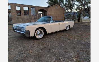 1963 Lincoln Continental for sale 101549763