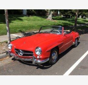 1963 Mercedes-Benz 190SL for sale 101204913