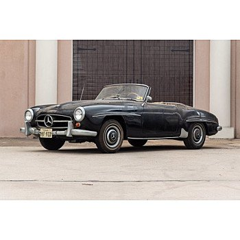 1963 Mercedes-Benz 190SL for sale 101561376
