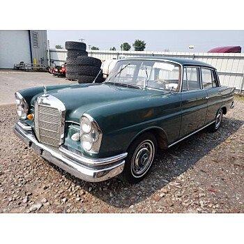 1963 Mercedes-Benz 220SB for sale 101560092