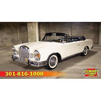 1963 Mercedes-Benz 220SE for sale 101076954