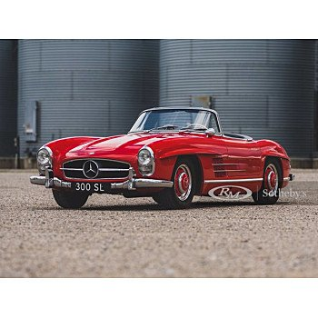 1963 Mercedes-Benz 300SL for sale 101319335