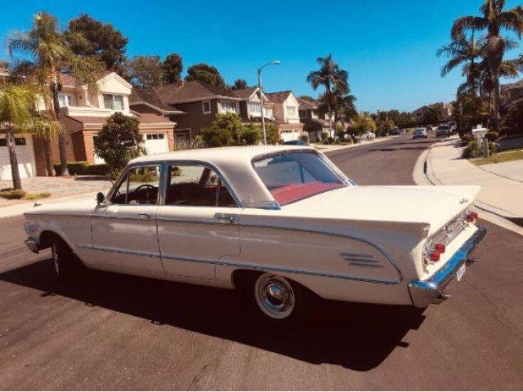 1963 Mercury Comet for sale 101236892
