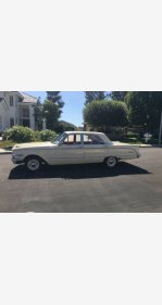 1963 Mercury Comet for sale 101236892