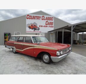 1963 Mercury Monterey Classics For Sale Classics On