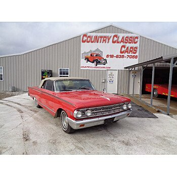 1963 Mercury Monterey for sale 101098943