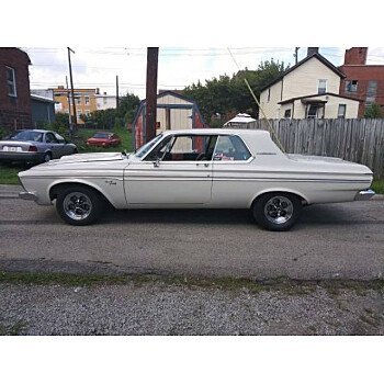 1963 Plymouth Fury for sale 101019304