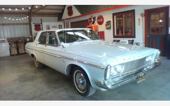 1963 Plymouth Fury for sale 101125127