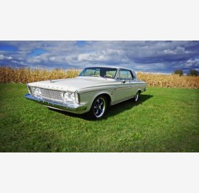 1963 Plymouth Fury for sale 101388380