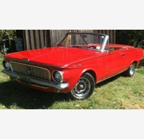 1963 Plymouth Valiant for sale 101333410