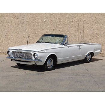 1963 Plymouth Valiant for sale 101568443