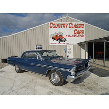1963 Pontiac Bonneville for sale 101427481