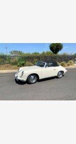 1963 Porsche 356 B Cabriolet for sale 101185466