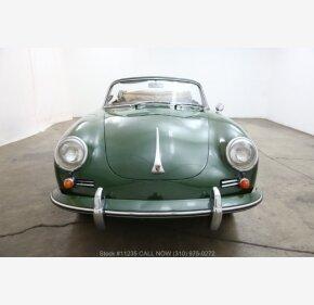 1963 Porsche 356 Classics for Sale - Classics on Autotrader
