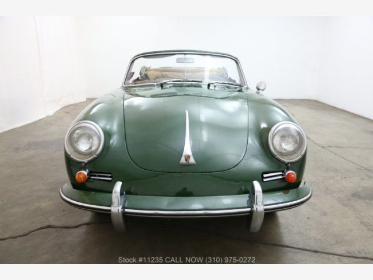 1963 Porsche 356 For Sale Near Los Angeles California 90063