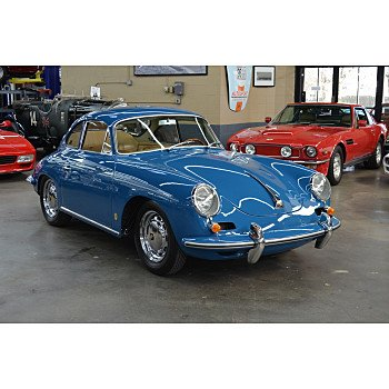 1963 Porsche 356 B Super Coupe for sale 101335605