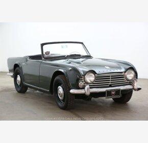 1963 Triumph TR4 for sale 101281063