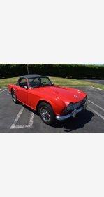 1963 Triumph TR4 for sale 101359398