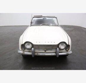 1963 Triumph TR4 for sale 101375015