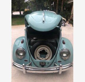 1963 Volkswagen Beetle for sale 101186369