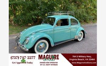 1963 Volkswagen Beetle for sale 101500200