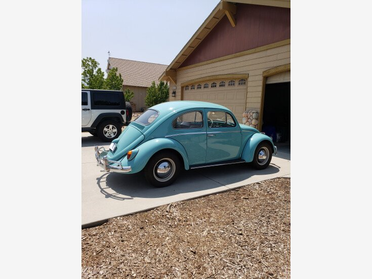 1963 Volkswagen Beetle Coupe for sale 101579207