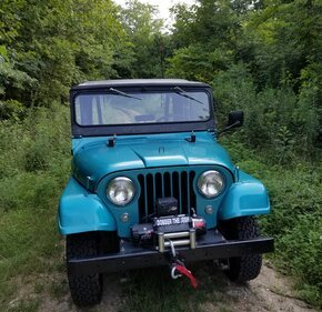 1963 Willys CJ-5 for sale 101290771