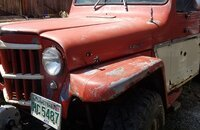 1963 Willys Pickup for sale 101187148