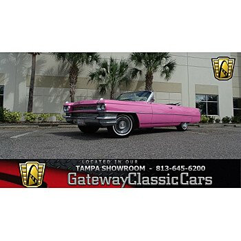 1964 Cadillac De Ville for sale 101042627