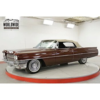1964 Cadillac De Ville for sale 101189460