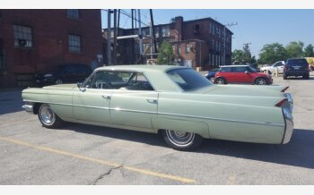 1964 Cadillac De Ville Sedan for sale 101195270