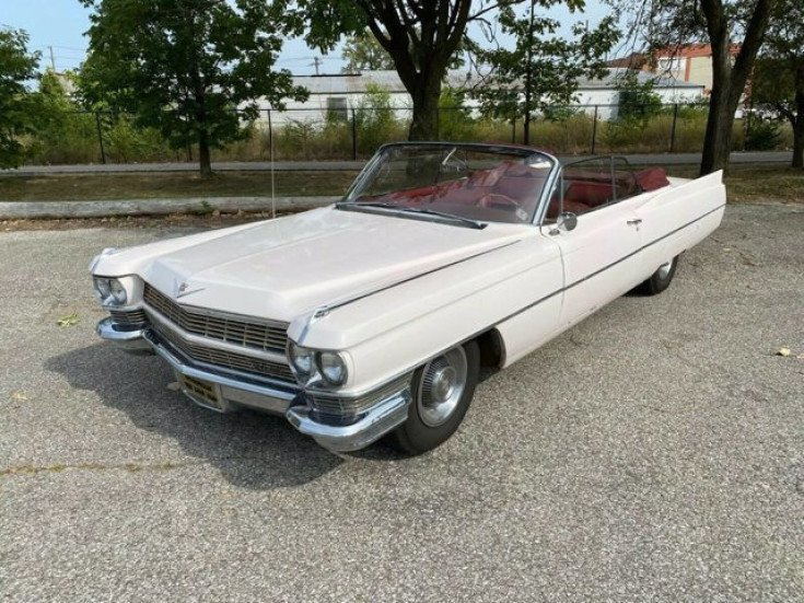 1964 Cadillac De Ville for sale 101435468