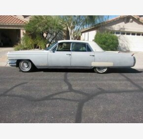 1964 Cadillac Fleetwood for sale 100826885
