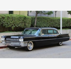 1964 Cadillac Fleetwood for sale 101088379
