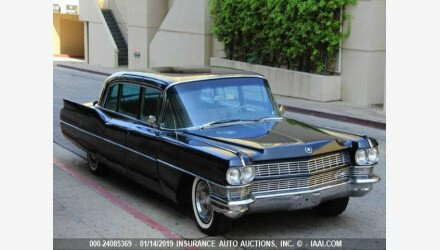 1964 Cadillac Fleetwood for sale 101102391